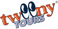 tweeny TOURS logo